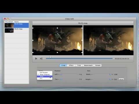 How to Burn iMovie to DVD on Mac OS X