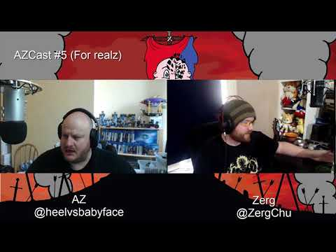 AZCast Episode #5: PUBG tries to sue Fortnite, FALLOUT 76 + LOADS MORE