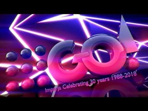 9Go! Ident: Imparja Celebrating 30 Years (2018)