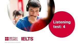 IELTS Essential Guide British Council Listening | Test 3