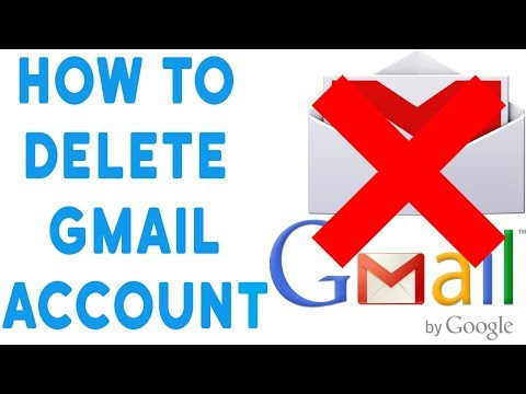How to i delete gmail account   how to permanently delete your gmail account  using mobile /computer