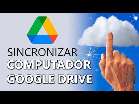 Como sicronizar arquivos do Google Drive com o PC? Welington Tutoriais
