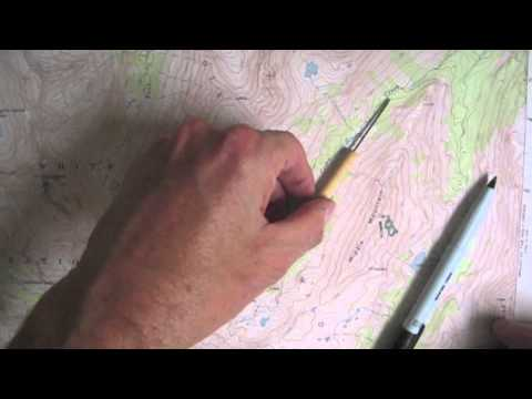 Name the Geologic Feature Defined by a Narrow Ridge