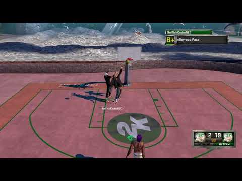 The goat - NBA 2K16 My Park