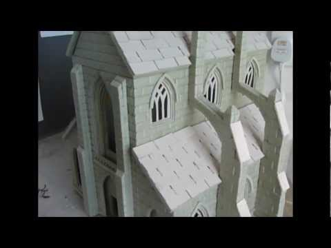 Gothic Cathedral Model