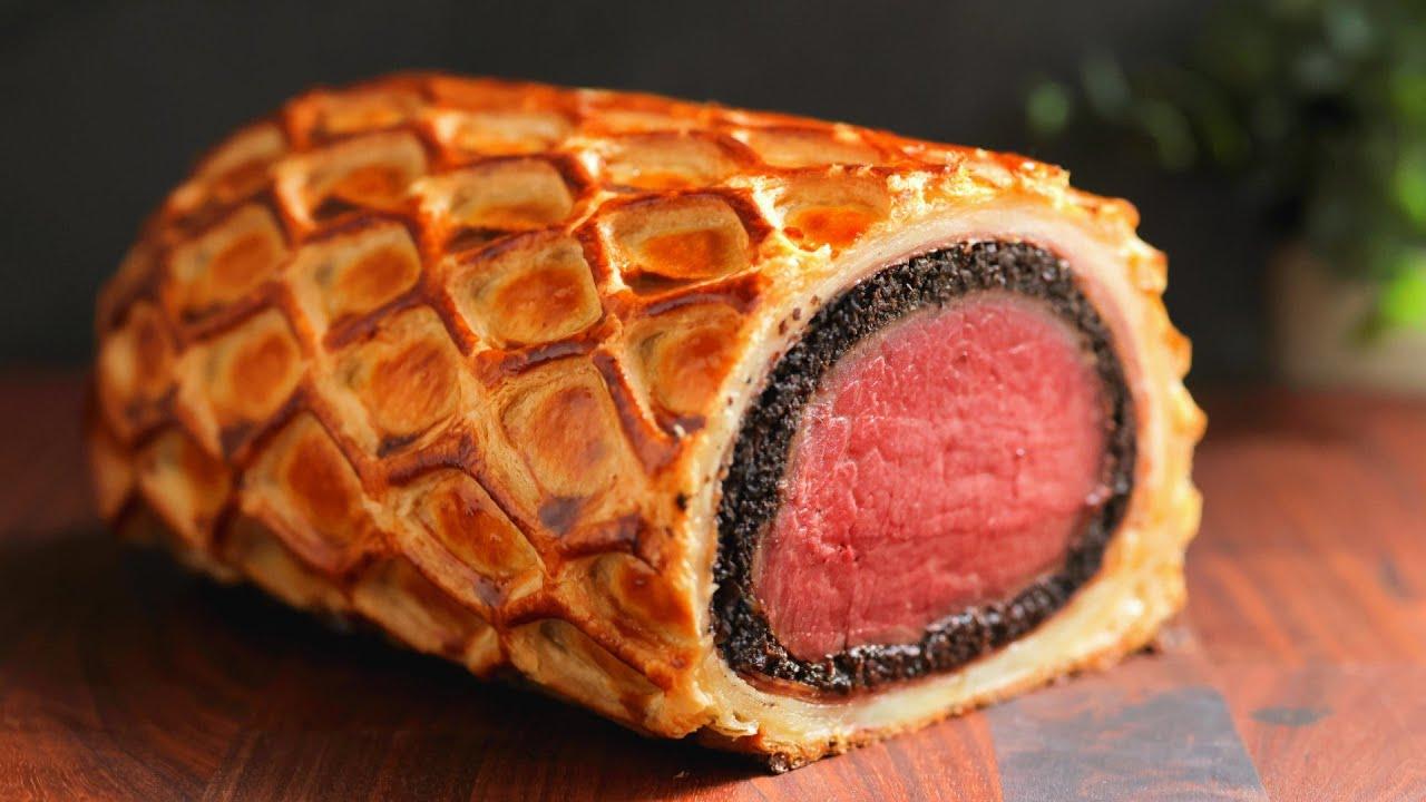 72-Hour Beef Wellington