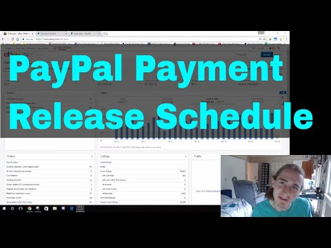 Drop Shipping eBay - I Hit My Paypal Limit PayPal Payment Release Schedule