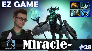 Miracle - Outworld Devourer MID | EZ GAME | Dota 2 Pro MMR Gameplay #28