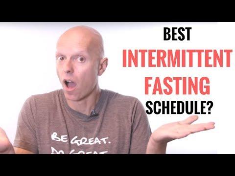 The BEST Intermittent Fasting Schedule