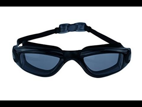 Swimming Goggles, Swim Goggles, Adjustable, No Leaking, Anti Fog