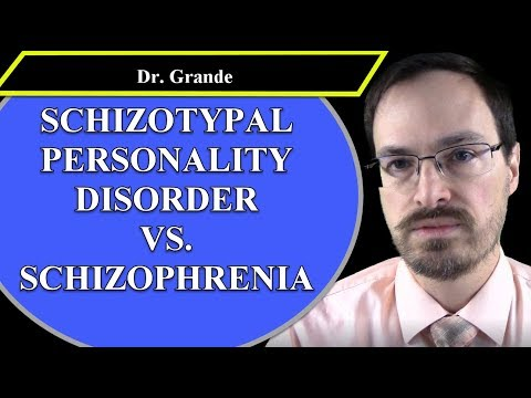 What is the Difference Between Schizotypal Personality Disorder and Schizophrenia?