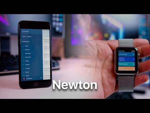 Newton - Supercharged Email (iOS and WatchOS)