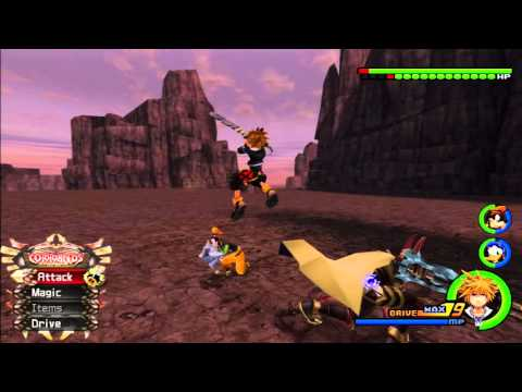 Kingdom Hearts 2.5 Final Mix Lingering Will Loop