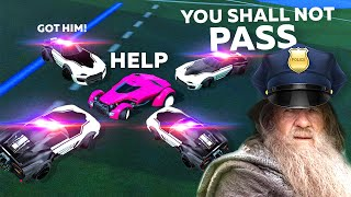 POTATO LEAGUE #88 | TRY NOT TO LAUGH Rocket League UNUSUAL MEMES and Funny Moments
