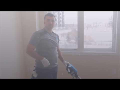 Carpet Cleaning - Restoration of filthy rental carpets