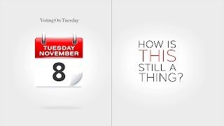 Voting On Tuesday - How Is This Still A Thing?: Last Week Tonight with John Oliver (HBO)