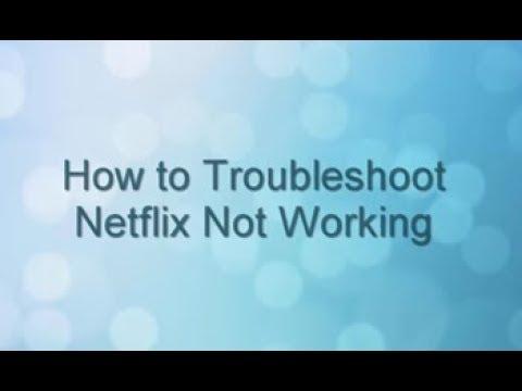 Panasonic - How to Troubleshoot Netflix Not Working