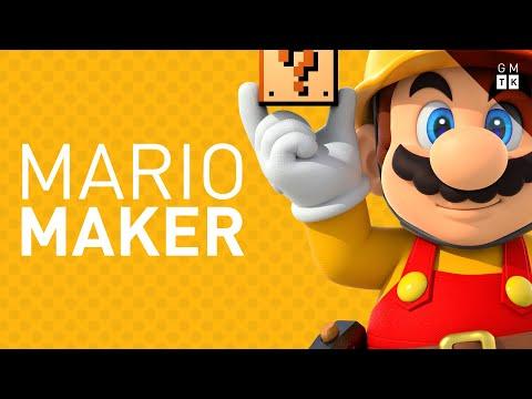 Analysing Mario to Master Super Mario Maker | Game Maker's Toolkit