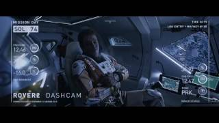 The Martian-Matt Damon best funny scenes compilation