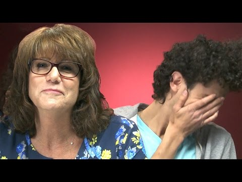 Parents Tell Their Kids A Long-Held Secret