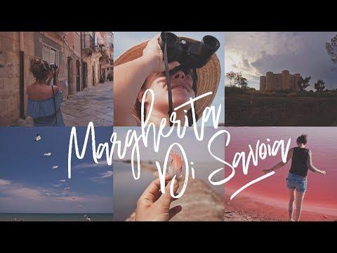 Five minutes in Margherita di Savoia
