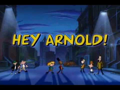Hey Arnold! Opening and Ending (English)