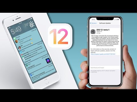 iOS 12 Beta 1: What You Need To Know