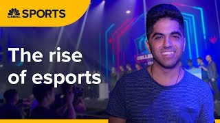 Download Esports is growing into a $1 billion industry   CNBC Sports Video