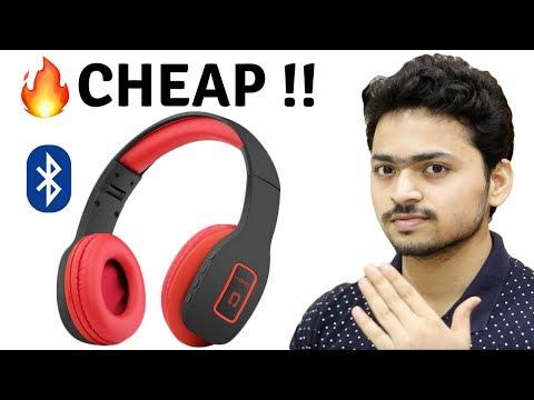 Cheap Bluetooth Headphones | Budget Wireless Headphones | Tech Unboxing 🔥