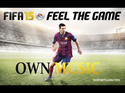How To Put Your Own Music & Chants In FIFA 15 (PS3)