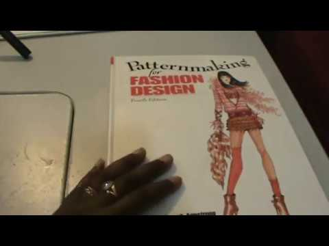Pattern making for fashion designer book review