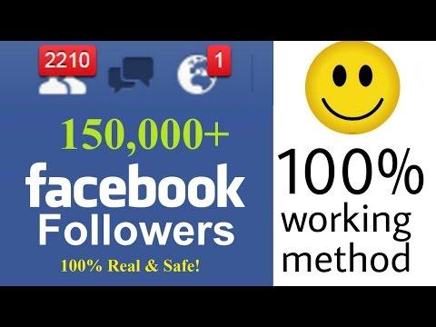 Facebook auto followers 2017