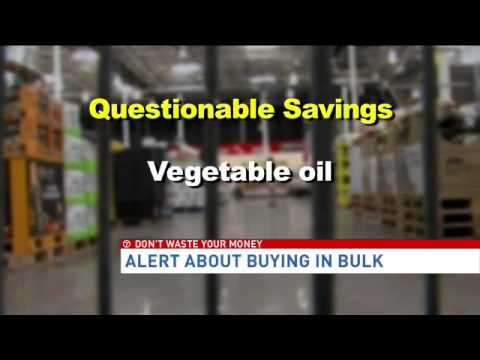 6 things you should never buy in bulk