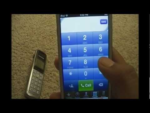 How to call on iPod Touch 5g/6g for FREE (NO JAILBREAK)
