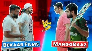 Night Match - Bekaar Films vs. Mangobaaz | Vlog