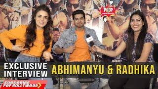 RADHIKA MADAN & ABHIMANYU DASSANI | Exclusive Interview | Mard Ko Dard Nahi Hota