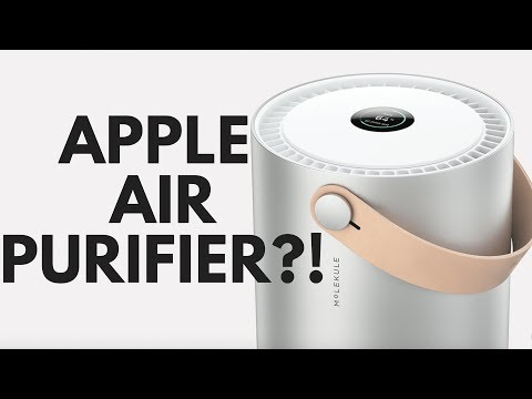 Apple Air Purifier?! | Molekule Review