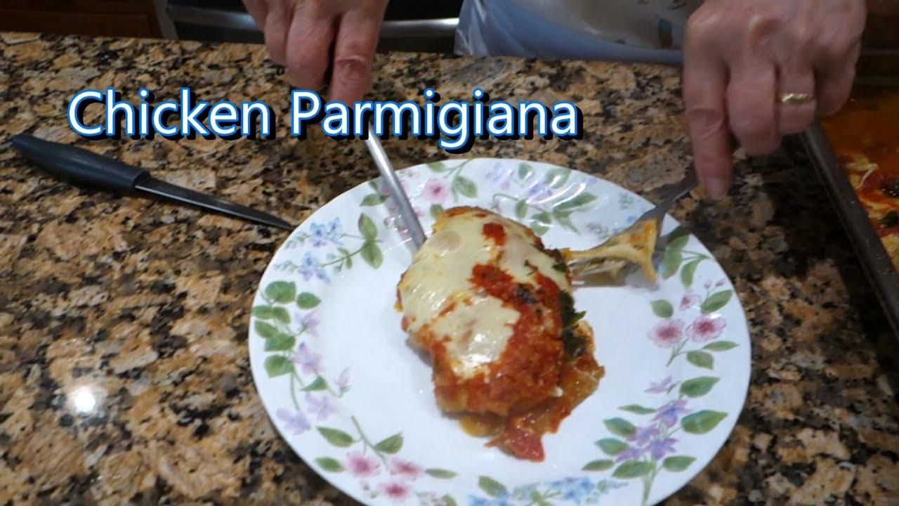 Italian Grandma Makes Chicken Parmigiana