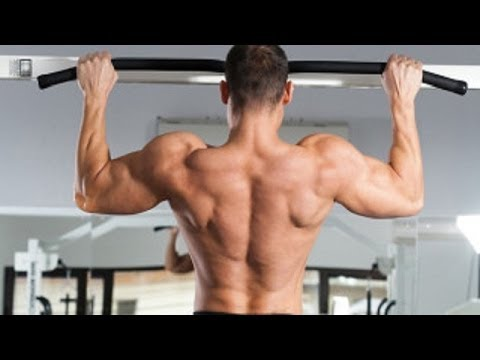 How to Do Pull-ups Correctly For Bigger & Wider V-Shape Back