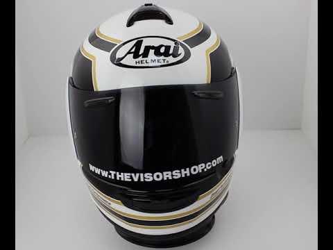 Arai Axces III Matrix Black Motorcycle Helmet Black