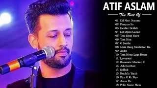 BEST OF ATIF ASLAM PLAYLIST 2020  | आतिफ असलम रोमांटिक हिंदी गाने सुपरहिट ज्यूकबॉक्स