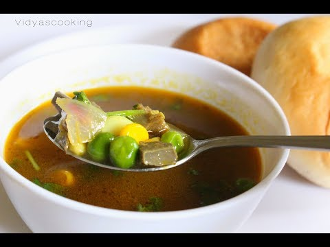 Mutton Liver Soup Recipe