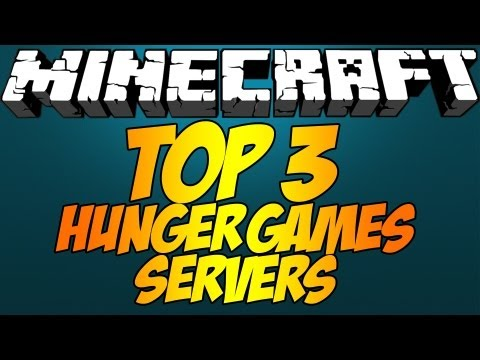 Minecraft | Top 3 Hunger Games Servers of 1.7.9