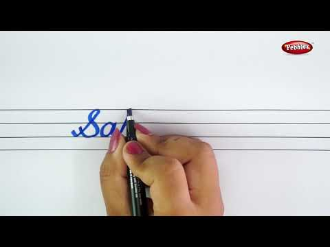Calligraphy Basics | Writing Days of the Week in Calligraphy | Learn Calligraphy For Beginners