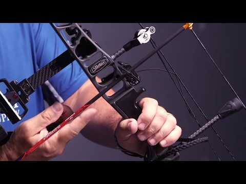 How to build a hunting arrow: Spine