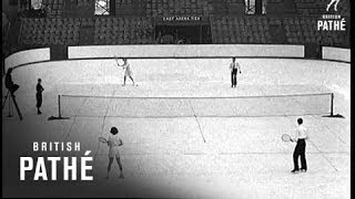 Tennis On Ice (1938)
