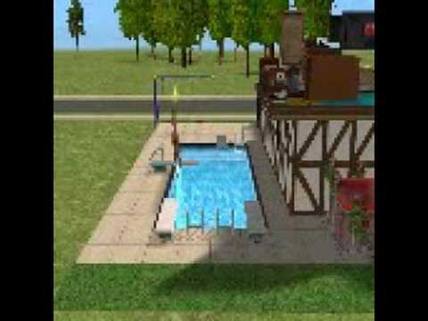 The sims 2 one perfect dive.
