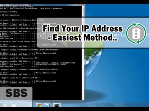 How do I find my IP address - How to find IP address for fast & free [Best Method]