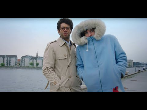 Noel Fielding & Richard Ayoade on holiday in Copenhagen  - Travel Man S02E03