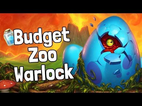 Budget Zoo Warlock Deck Guide - Hearthstone